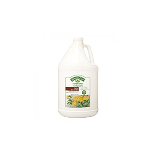 Natures Gate Herbal Daily Conditioning Conditioner for All Hair Types 1 gallon a