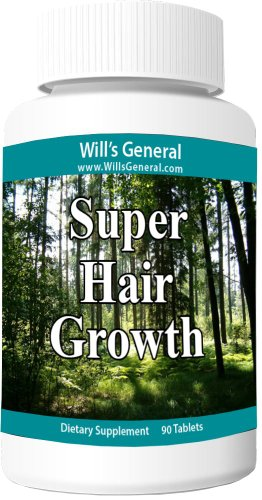 Hair Growth Vitamins  ★ Supports Hair Growth ★ Stimulate Vibrant and Healthy Hair Production 100 Natural Hair Growth Pills  Natural Thicker Longer Vibrant Hair Nutrient Rich Formula - PROMOTIONAL PRICE