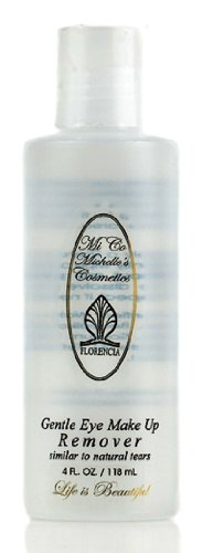 Gentle Eye Makeup Remover Oil-free - Similar to Natural Tears - MiCo Michelles Cosmetics by Florencia Great for sensitive skin - 4 oz