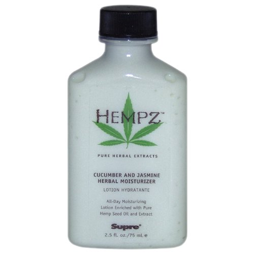 Hempz Herbal Moisturizer 25 oz TRAVEL SIZE