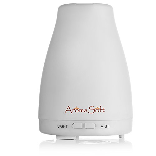 Aromatherapy Essential Oil Diffuser By Aromasoft - Powerful