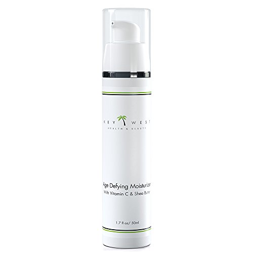 Age Defying Vitamin C Cream Moisturizer With Shea Butter - Jojoba Oil - Aloe Vera Extract More - Your Ideal Skin Lotion