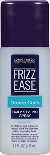 John Frieda Frizz-Ease Dream Curls Daily Styling Spray 670 oz Pack of 5