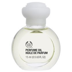 The Body Shop Vanilla Perfume Oil 005-Fluid Ounce by Buth-na-Bodhaige Inc dba The Body Shop