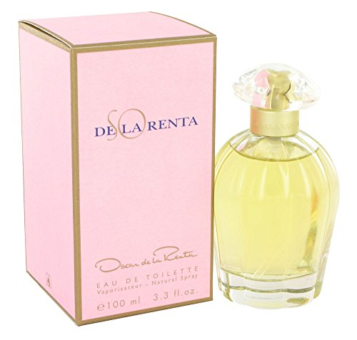 So De La Renta By Oscar De La Renta For Women Eau De Toilette Spray 33 Ounces