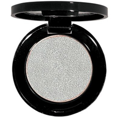 Mineral Eyeshadow Single Compact In A Shimmering Grey