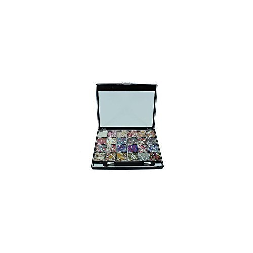 Saffron London Gel Eyeshadow Palette - 24 Styles by Saffron London