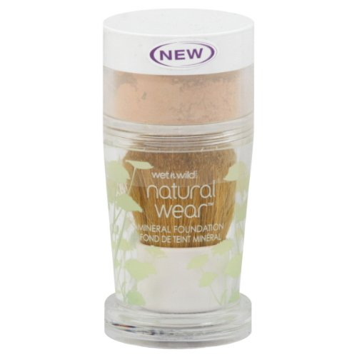 Wet n Wild Natural Blend Mineral Foundation C746 Light