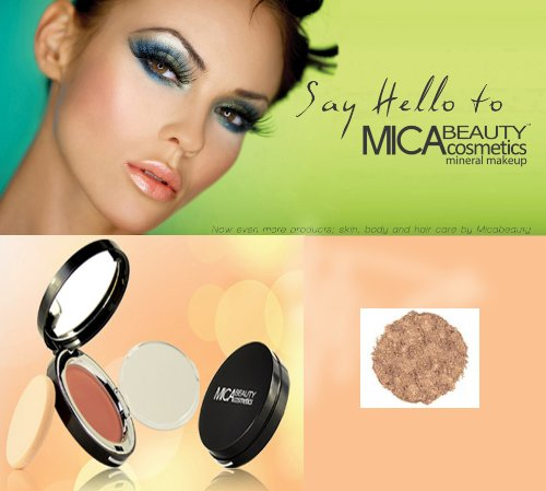 Micabeauty Mineral Pressed Bronzer Fb2 Neutral