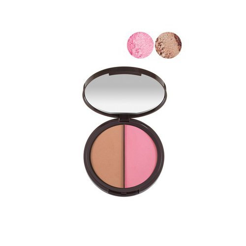 Tarte Limited Edition Power Couple Amazonian Clay Blush Bronzer Duo by Tarte