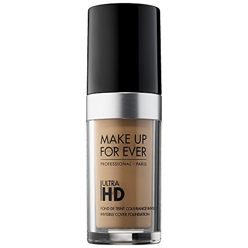 Make up for Ever Ultra Hd Invisible Cover Foundation Color 123  Y365 - Desert
