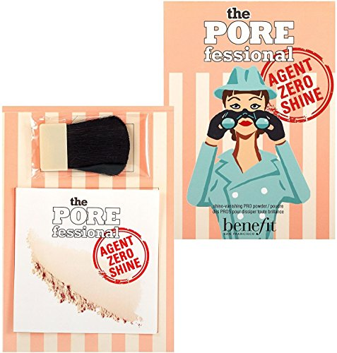 Benefit Cosmetics the POREfessional agent zero shine powder sample packette