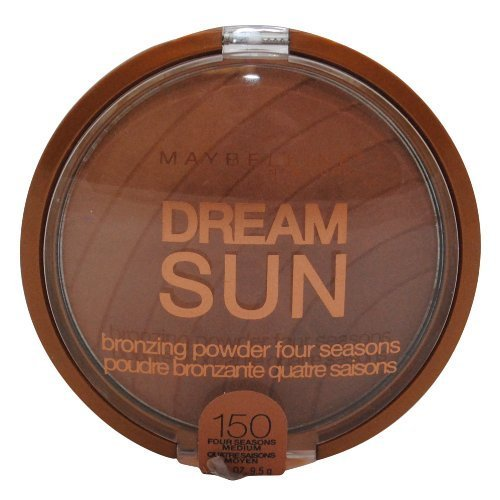 Maybelline New York Dream Sun Bronzing Powder Four Seasons