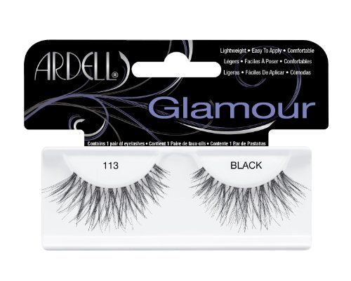 Ardell Fashion Lashes Pair - 113 Pack of 4