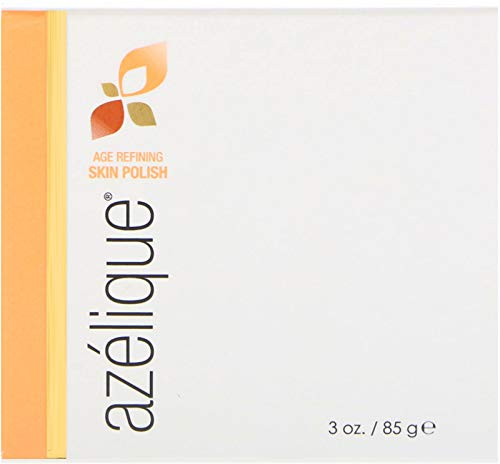 Azelique Age Refining Skin Polish Cleansing and Exfoliating No Parabens No Sulfates 3 oz 85 g
