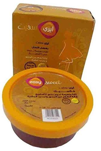 210 GM Sweet Sugar Sugaring Hair Removal Wax Paste Natural Egypt Honey Olive Oil 117