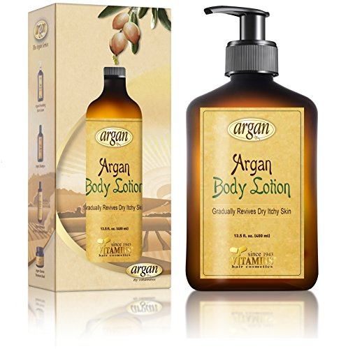 Body Lotion Dry Skin Moisturizer - Exclusive Herbal