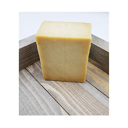 Olive Oil Bar Soap - 100 Natural Pure Artisan Hand Crafted Quality  Single Bar