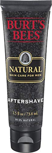 Burts Bees Natural Skin Care for Men Aftershave 25 Ounces