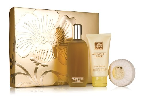 Clinique Aromatics Elixir Riches Gift Set W / Perfume