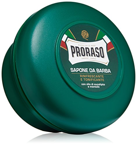 Proraso Shaving Soap In A Bowl Refreshing And Toning