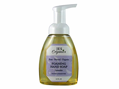 Organic Foaming Hand Soap Unscented