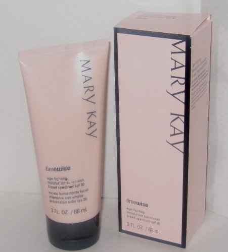 Mary Kay TimeWise Age-Fighting Moisturizer  Sunscreen SPF 30 ~ Exp Date 2015