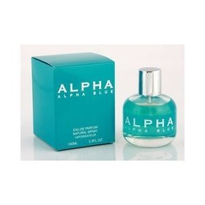 Alpha Blue Perfume for Women 33 oz Eau De Parfum Spray