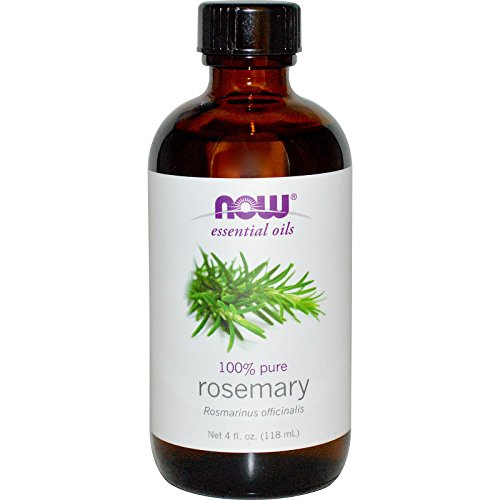 Now Foods Essential Oils Rosemary 4 fl oz 118 ml