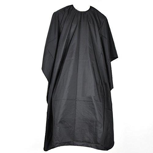 EUBUY Professional Hair Salon Hair Styling Black Hair Cutting Cape