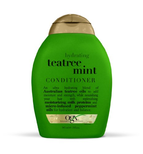 OGX Conditioner Hydrating TeaTree Mint 13oz