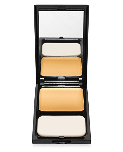 Buttercup - Flash Friendly Oil Absorbent Finely Milled Compact Face Makeup Powder for Multicultural Women - Yellow Based Translucent 10 ounces