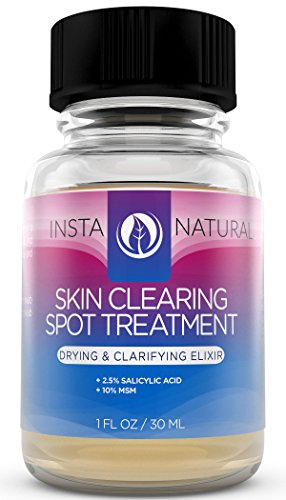 Instanatural Acne Spot Treatment - Best Fast Drying