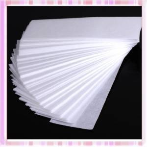 CyberStyleTM 100 Pcs Professional Facial Body Hair Removal Wax Strips Paper Depilatory Nonwoven Epilator B0221 by CyberStyle