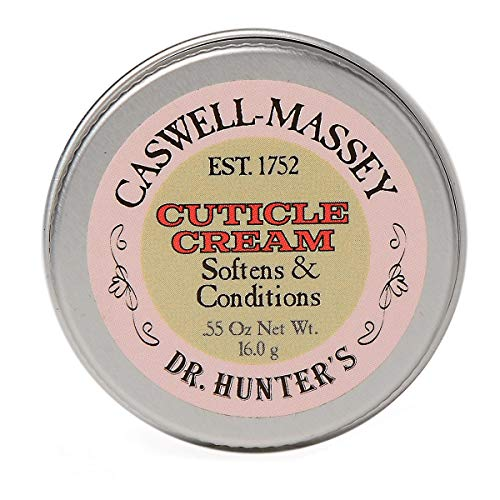 Caswell-Massey Dr Hunters Cuticle Cream - Natural Balm Promotes Healthy Nails  Nail Growth - 055 Ounces