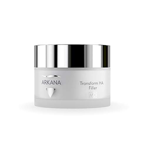 Professional Hyaluronic Acid Face Cream Transform HA Filler Fill in Wrinkles Cure Dehydrated Skin Replenish Moisture Plump made in EU by Spa Brand