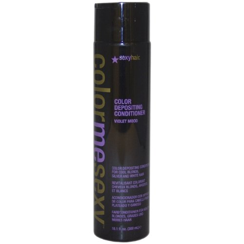 Color Me Sexy Color Depositing Conditioner Conditioner Unisex by Sexy Hair 101 Ounce