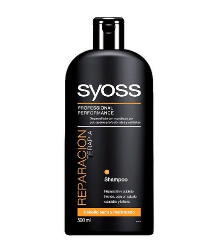 Syoss Hair Care Therapy Intensive Repair Shampoo 169 Oz